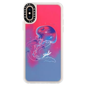 iPhone Xs Case - Soft Universe Is a Big Jellyfish