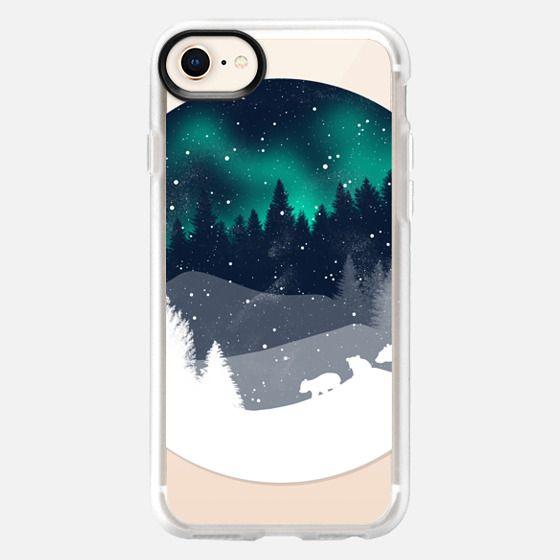 Stardust Horizon - Snap Case