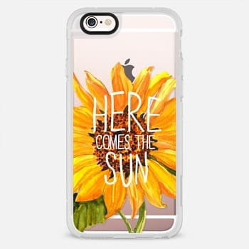 iPhone 6s Case Here Comes The Sun