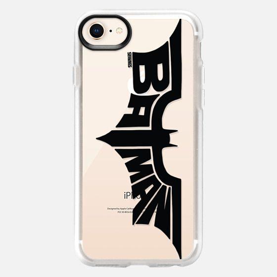 Batman (black) - Snap Case