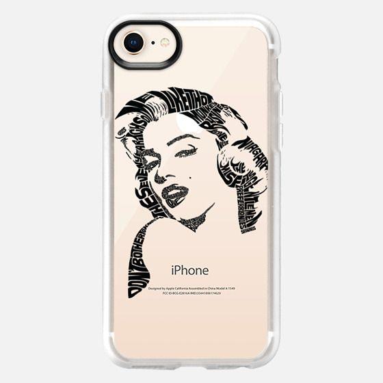 Marilyn Monroe - Snap Case