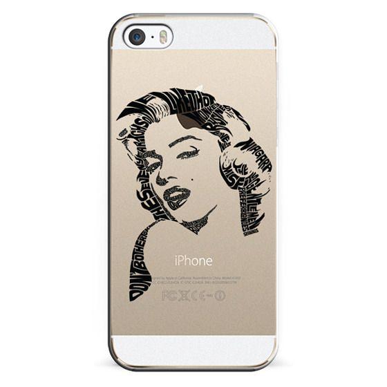 iPhone 5s Cases - Marilyn Monroe