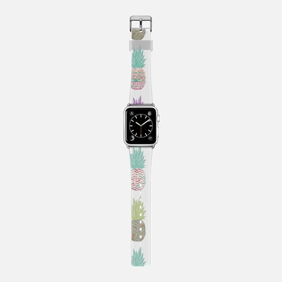 Cute exotic pineapples patterns Apple watch -