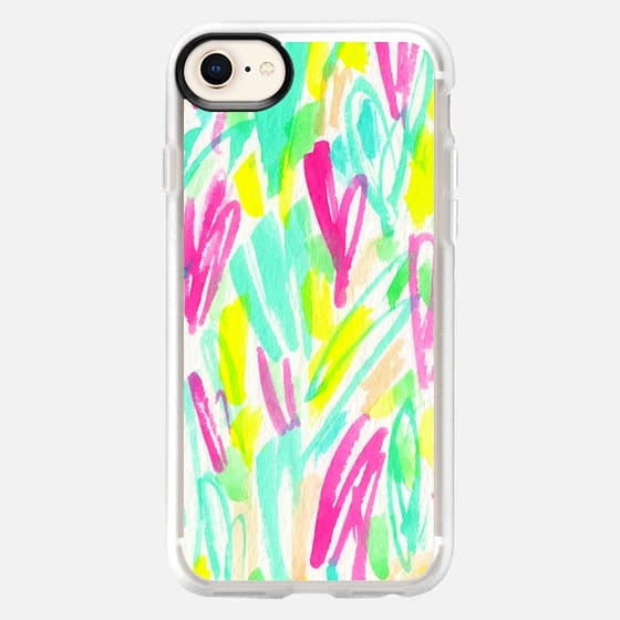 SPRING BLOOMS BRIGHTLY - Snap Case