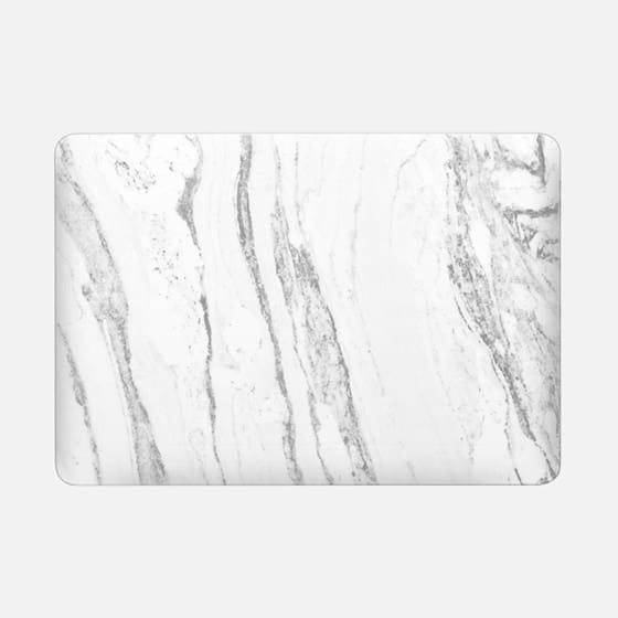 Classic Marble - Macbook Snap Case