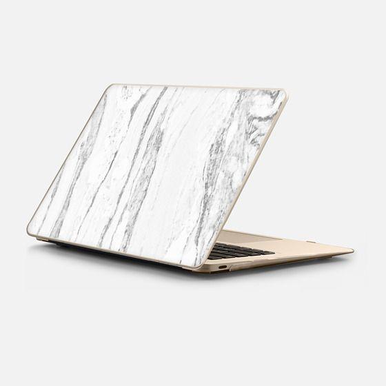 Macbook 12 Case - Classic Marble