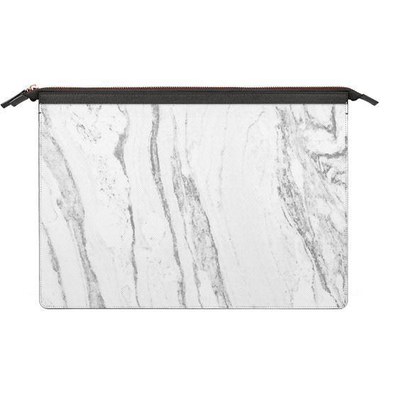 MacBook Pro Touchbar 13 Sleeves - Classic Marble