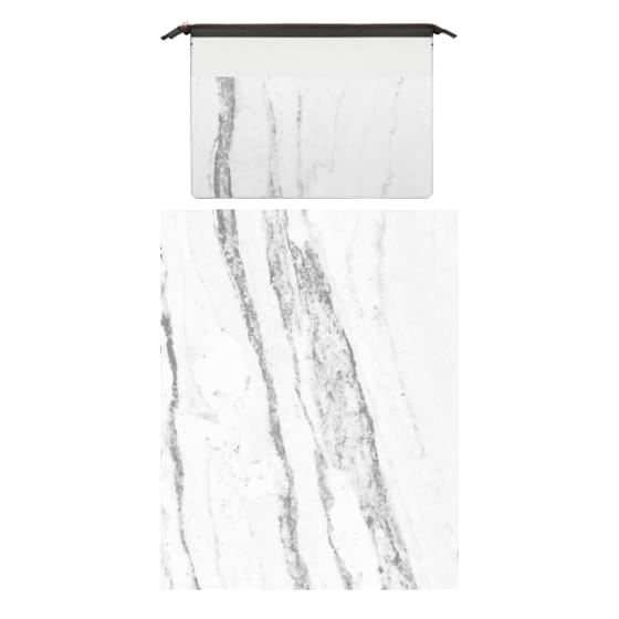 MacBook 12 Sleeves - Classic Marble