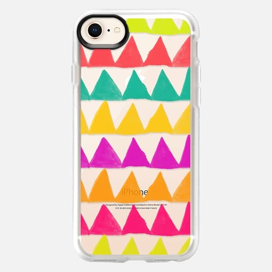 HAPPY TRIANGLES 2.0 - Snap Case
