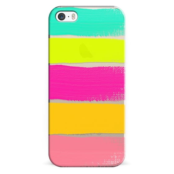 iPhone 5s Cases - A NEON SUMMER