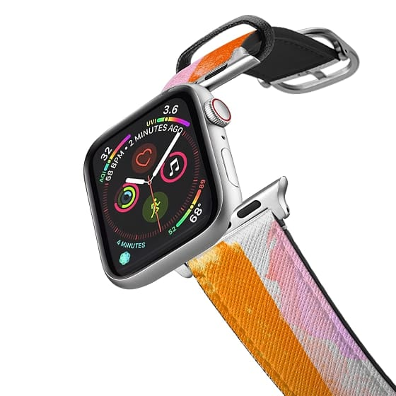 Apple Watch 38mm Bands - A Vision in Blush