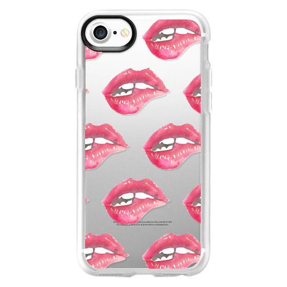 iPhone 6s Cases - ELLIE DU JOUR x LIPS