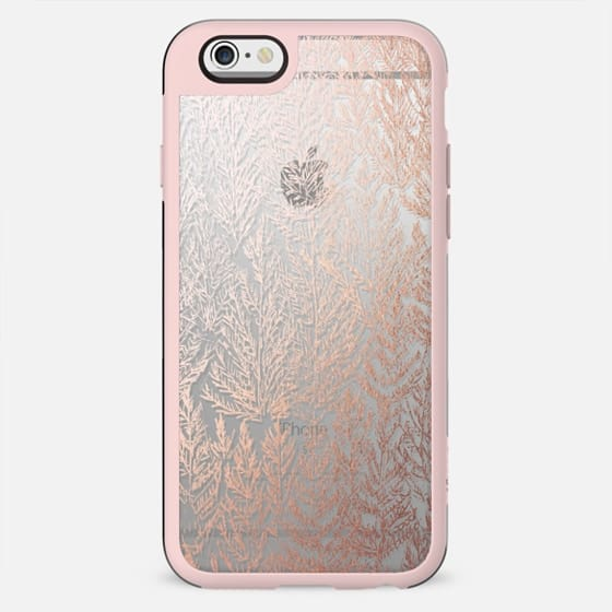 Snow pines(Rose Gold) - New Standard Case