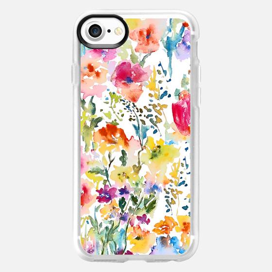 Watercolor Flowers2