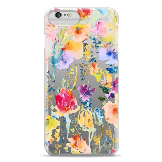 iPhone 6 Plus Cases - Clear From the Garden