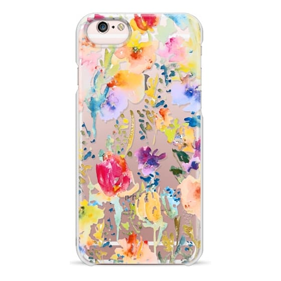 iPhone 6s Cases - Clear From the Garden
