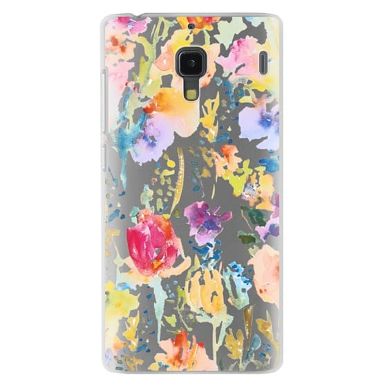 Redmi 1s Cases - Clear From the Garden