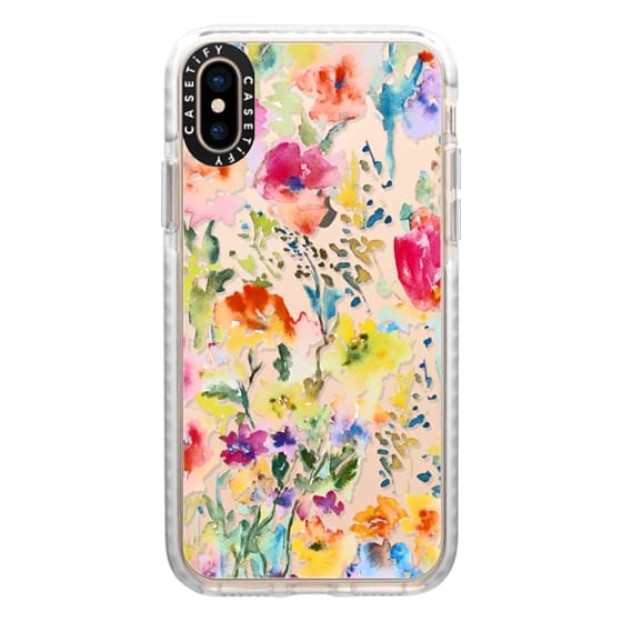 iPhone XS Cases - My Garden