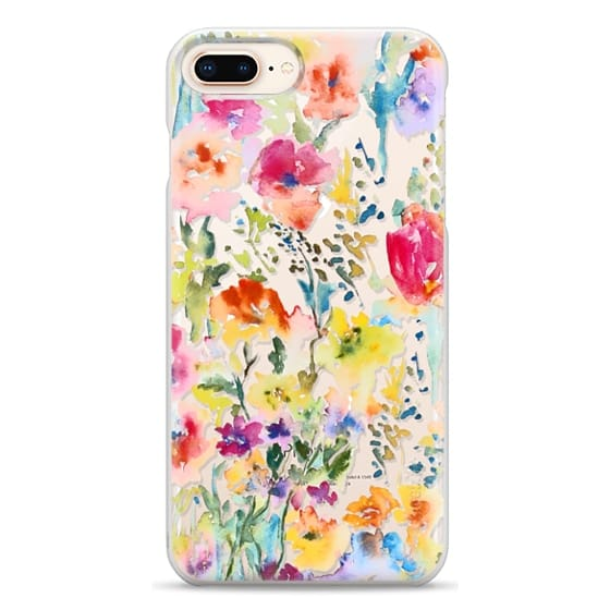iPhone 8 Plus Cases - My Garden