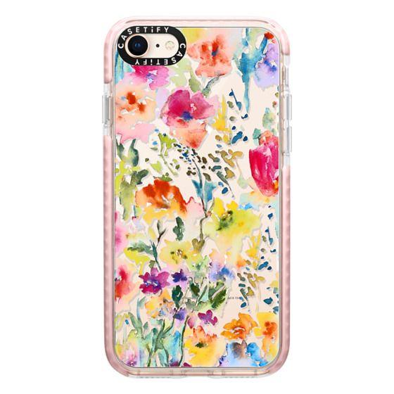 iPhone 8 Cases - My Garden
