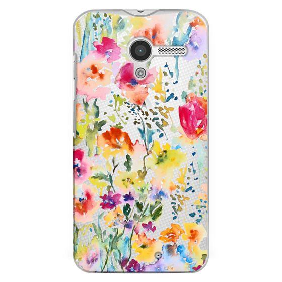 Moto X Cases - My Garden