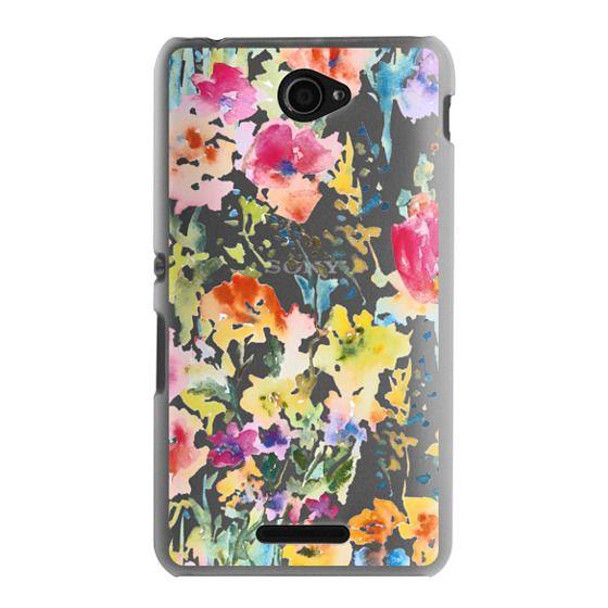 Sony E4 Cases - My Garden