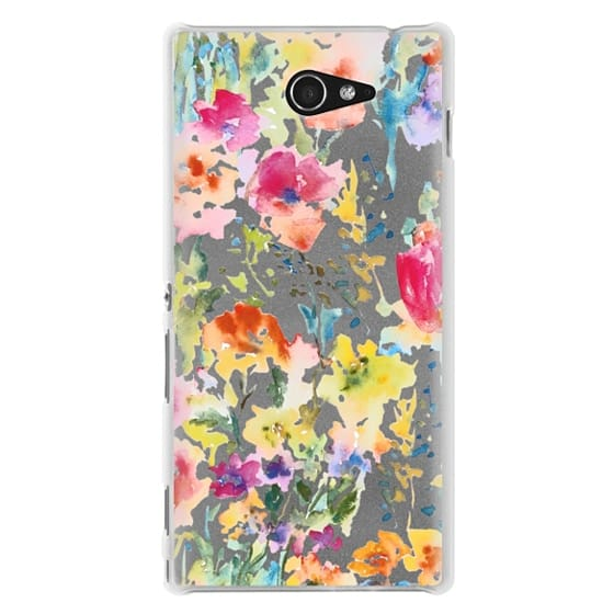 Sony M2 Cases - My Garden
