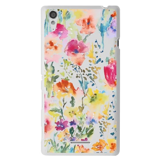 Sony T3 Cases - My Garden