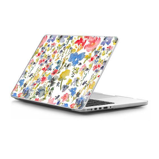 MacBook Pro Retina 15 Sleeves - MacBook Sleeve-Touch of Blue