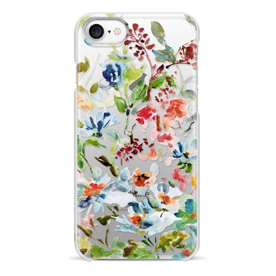 iPhone 6s Cases - Blue Flora