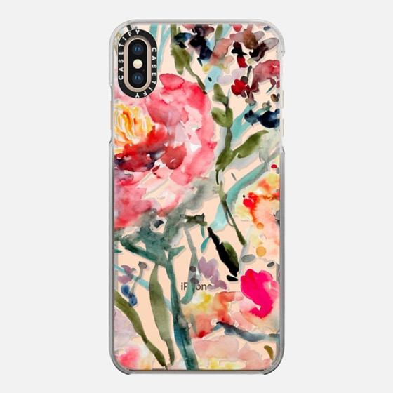iPhone 7 Plus/7/6 Plus/6/5/5s/5c Case - Pink Peony