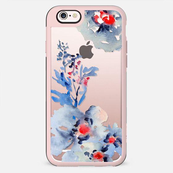 Pretty Watercolor Florals - New Standard Case