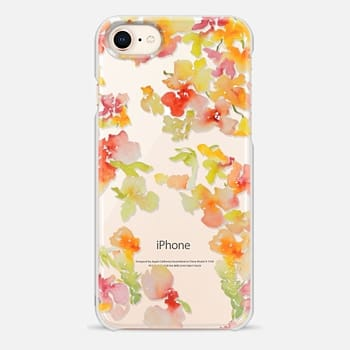 iPhone 8 Case Spring Petals