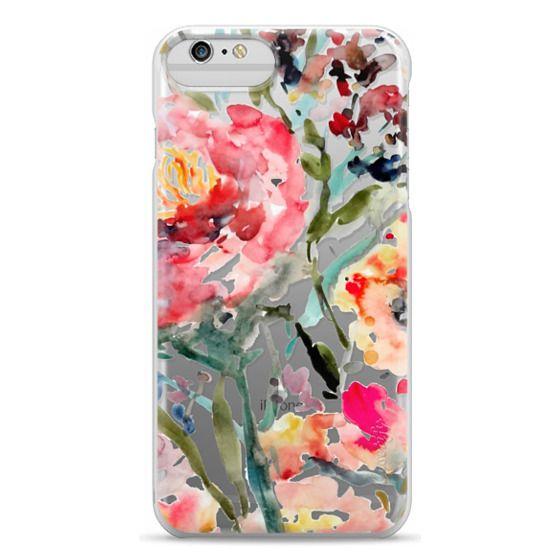 iPhone 6 Plus Cases - Pink Peony