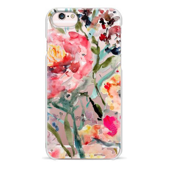 iPhone 6s Cases - Pink Peony