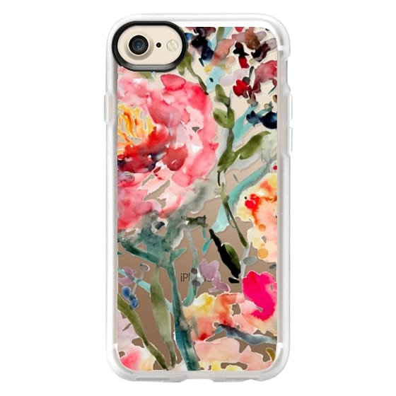 iPhone 7 Cases - Pink Peony