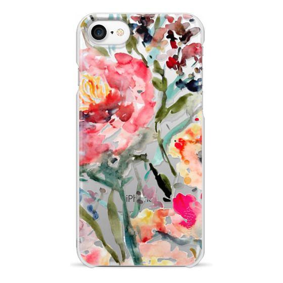 iPhone 7 Cases - Pink Peony