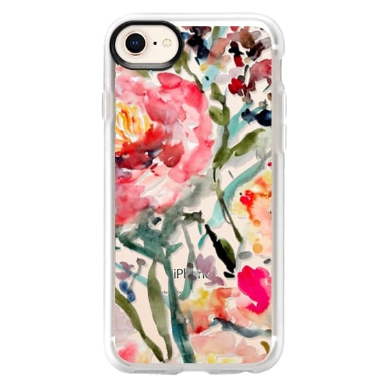 iPhone 8 Cases - Pink Peony