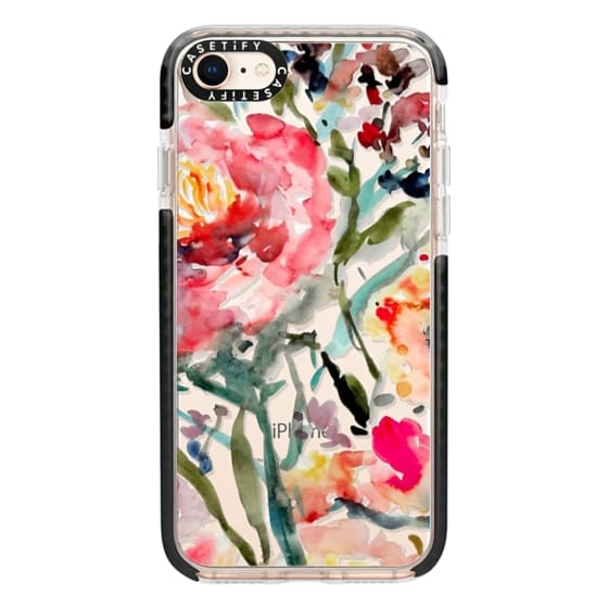 iPhone 8 Cases - Pink Peony