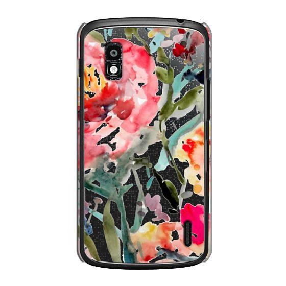 Nexus 4 Cases - Pink Peony