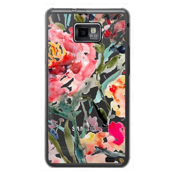 Samsung Galaxy S2 Cases - Pink Peony
