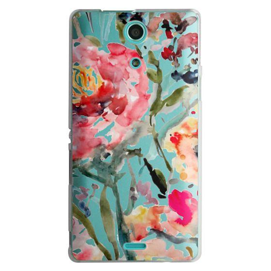 Sony Zr Cases - Pink Peony