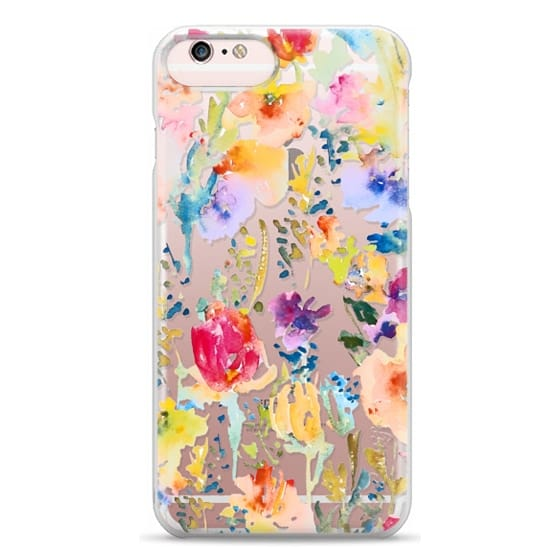 iPhone 6s Plus Cases - Clear From the Garden