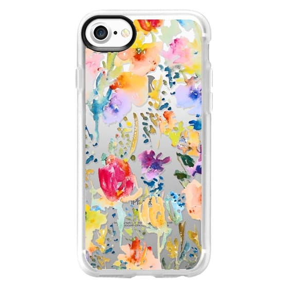 iPhone 7 Cases - Clear From the Garden