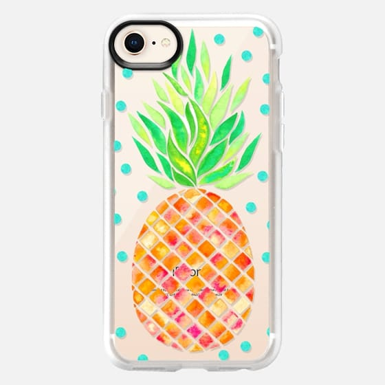 Tangerine Pineapple - Snap Case