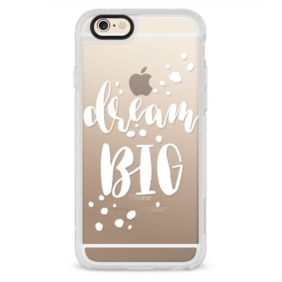 iPhone 4 Cases - Dream Big
