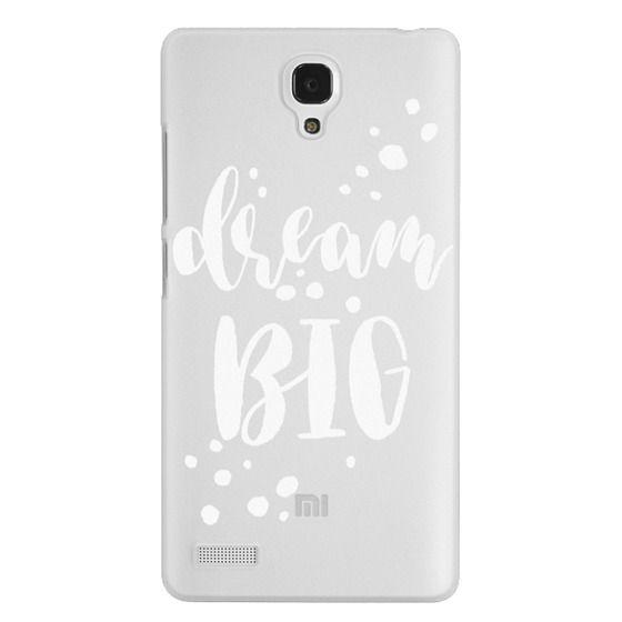Redmi Note Cases - Dream Big