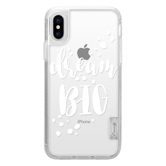 iPhone X Cases - Dream Big