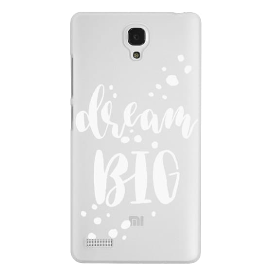 Redmi Note Cases - Dream Big