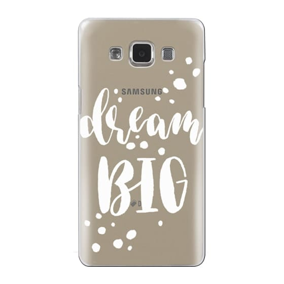 Samsung Galaxy A5 Cases - Dream Big